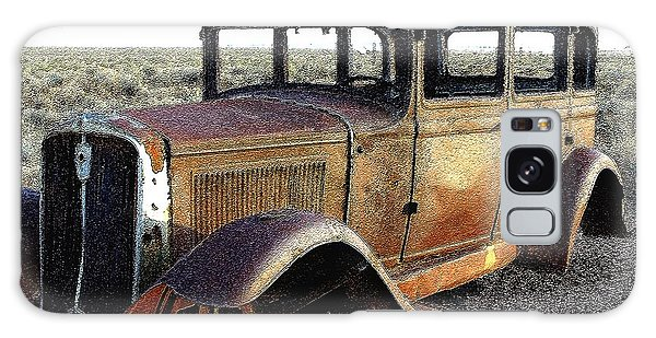 Abandonded Along Rt 66 Galaxy Case
