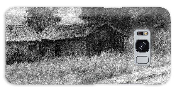 Abandoned Barns Galaxy Case