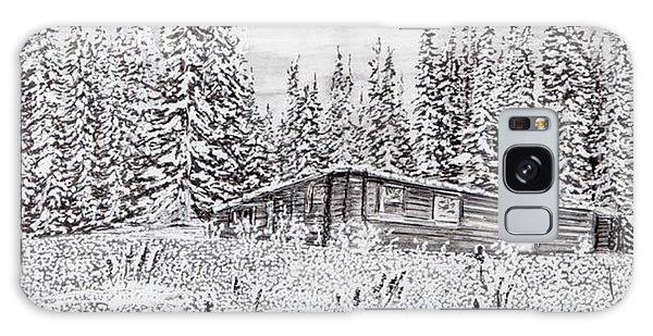 Abandoned Cabin Galaxy Case