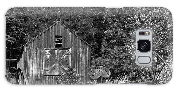 Abandoned Farm Atlantic Coast  Galaxy Case
