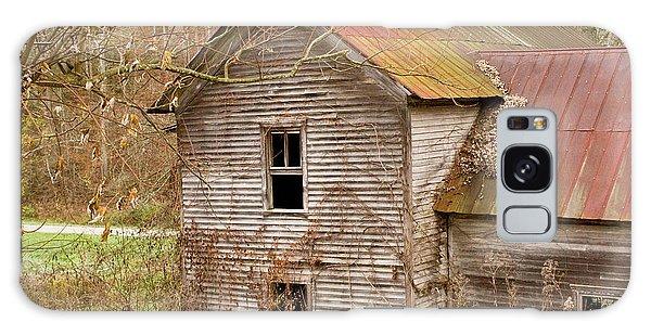 Abandoned Farmhouse In Kentucky Galaxy Case