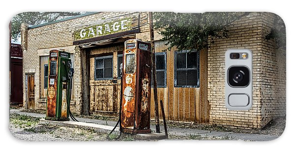 Abandoned Garage Galaxy Case