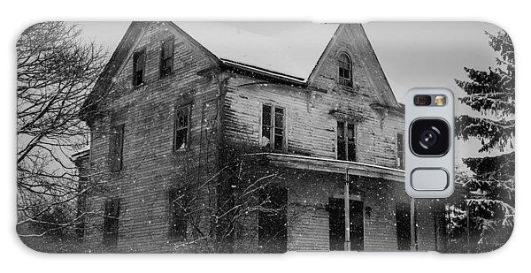 Abandoned House Galaxy Case