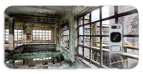 Abandoned Industrial Distillery  Galaxy Case by Dirk Ercken