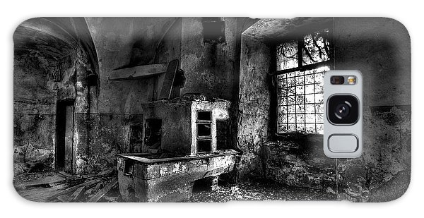 Abandoned Kitchen Galaxy Case