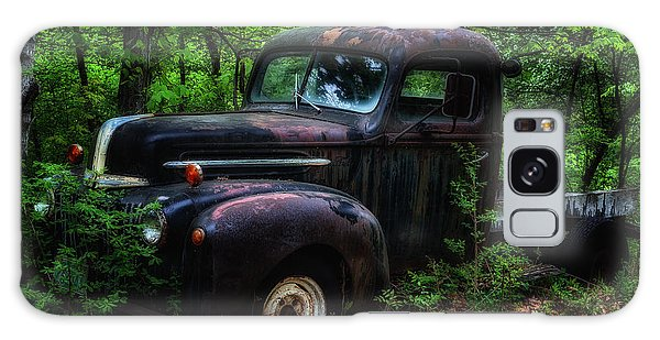 Abandoned - Old Ford Truck Galaxy Case
