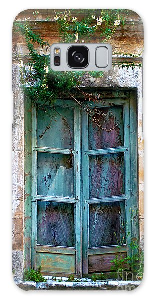 Abandoned Sicilian Sound Of Noto Galaxy Case