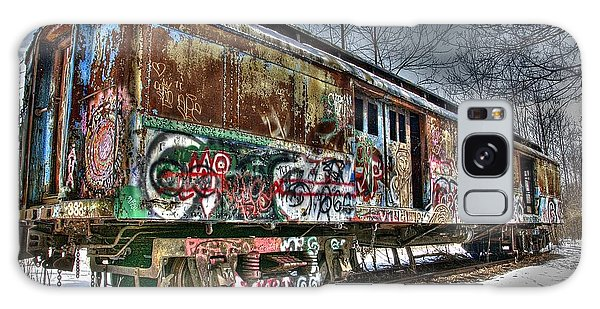 Abandoned Train Galaxy Case