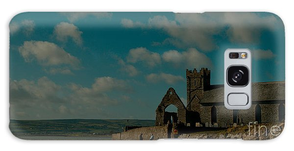 Abbeyside Church Galaxy Case