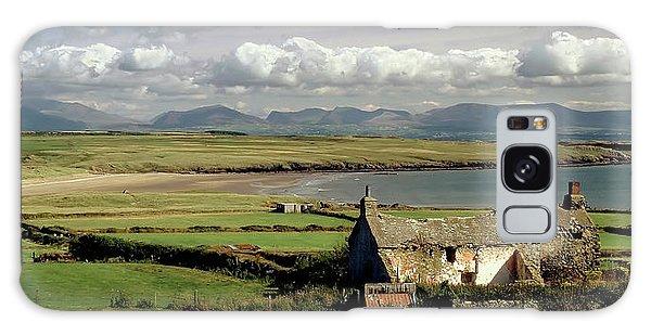 Aberffraw Isle Of Anglesey Galaxy Case