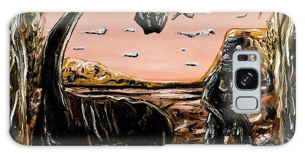Abiogenesis  Galaxy Case by Ryan Demaree