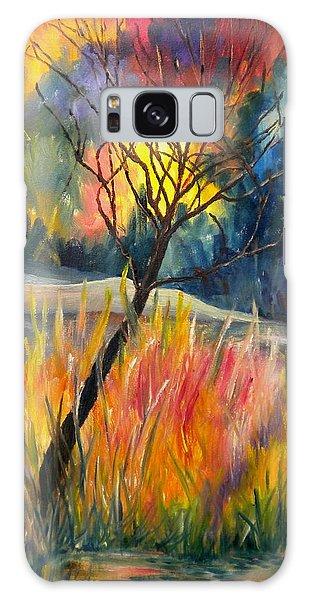 Ablaze Galaxy Case by Renate Nadi Wesley