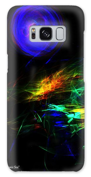 Above The Cosmic Sea Galaxy Case