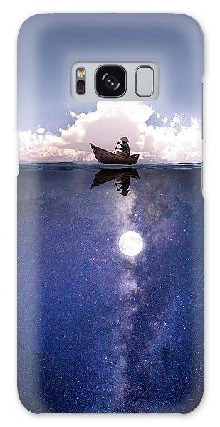 Milky Way Galaxy Case - Above The Night by Cynthia Decker