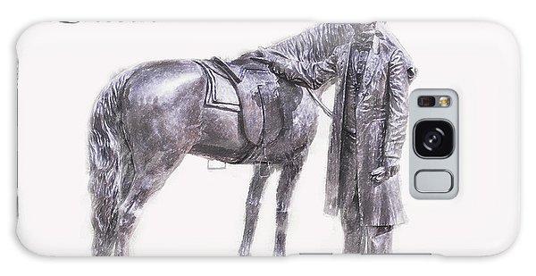 Us Civil War Galaxy Case - Abraham Lincoln by Mark Stephens