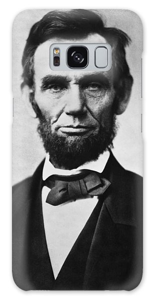 Landmark Galaxy Case - Abraham Lincoln by War Is Hell Store