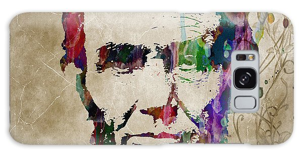 Abraham Lincoln Watercolor Modern Abstract Pop Art Color Galaxy Case