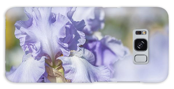 Absolute Treasure 1. The Beauty Of Irises Galaxy Case