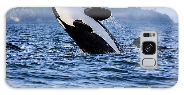 Absolutely Free - Whale Art Galaxy Case