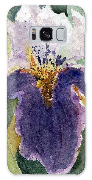 Absract Iris Galaxy Case