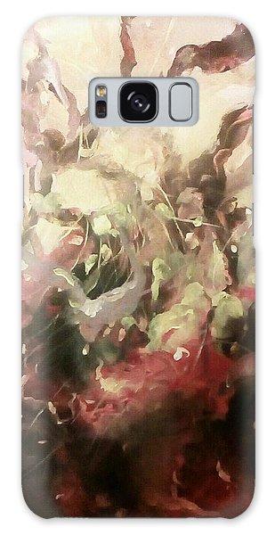 Abstract #01 Galaxy Case by Raymond Doward