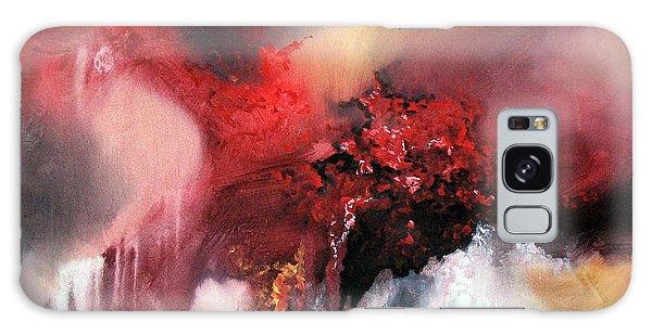Abstract #02 Galaxy Case by Raymond Doward