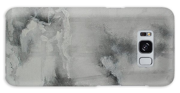 Abstract #03 Galaxy Case by Raymond Doward