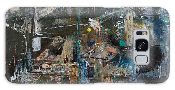 Abstract #101414 - Fendi Galaxy Case