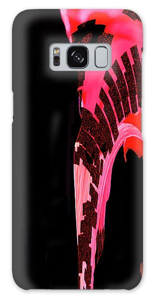 Galaxy Case featuring the digital art Abstract 2005 by Gerlinde Keating - Galleria GK Keating Associates Inc