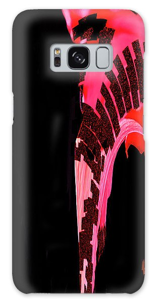Abstract 2005 Galaxy Case