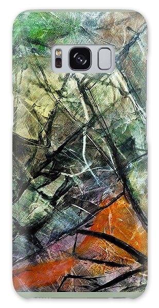 Abstract #323 Galaxy Case