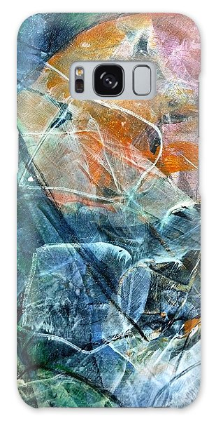 Abstract #326 - Happy Hour Galaxy Case