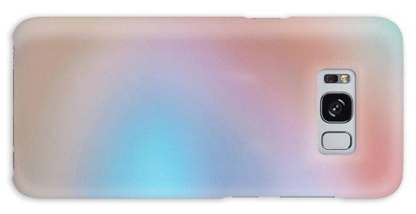 Framing Galaxy Case - Abstract 8 by Janet Burdon