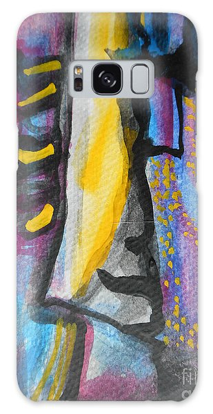 Abstract-8 Galaxy Case