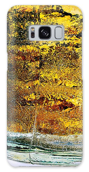 Abstract #8442 Galaxy Case