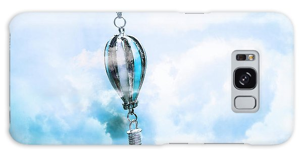 Pendant Galaxy Case - Abstract Air Baloon Hanging On Chain by Jorgo Photography - Wall Art Gallery
