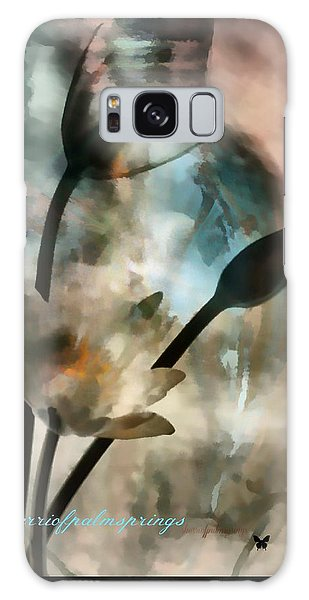Abstract Art  A Special Place In Heaven Galaxy Case by Sherri's Of Palm Springs