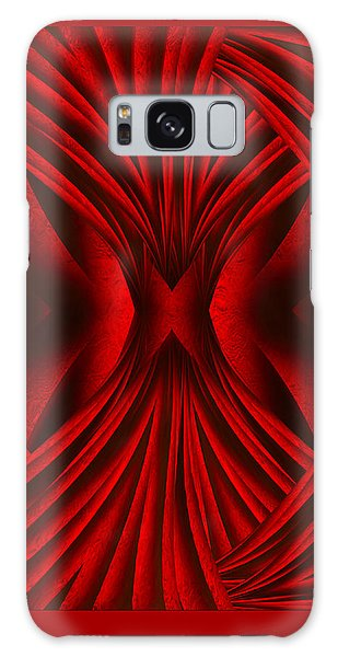 Abstract Art - Hot Secrets By Rgiada Galaxy Case