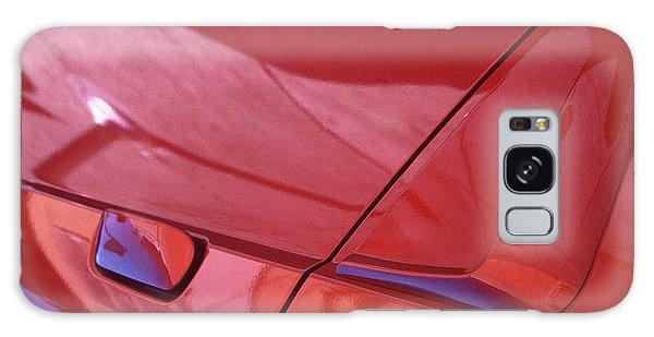 abstract automobile photograph - Carscape Galaxy Case