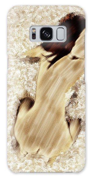 Abstract Beauty Galaxy Case