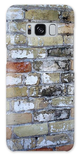 Abstract Brick 10 Galaxy Case