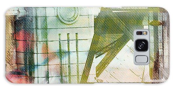 Abstract Bridge With Color Galaxy Case