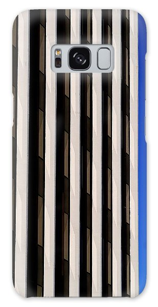 Abstract Building 2011 Galaxy Case