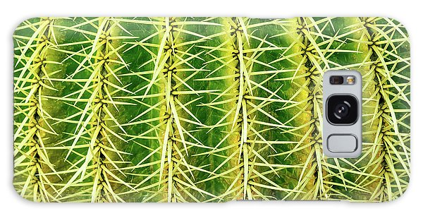 Cacti Galaxy Case - Abstract Cactus by Delphimages Photo Creations