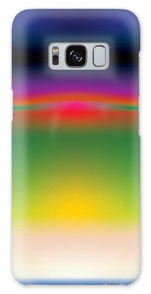 Abstract Color  Galaxy Case