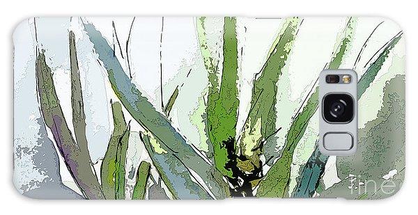Abstract Cool Color Sonata 1 Galaxy Case