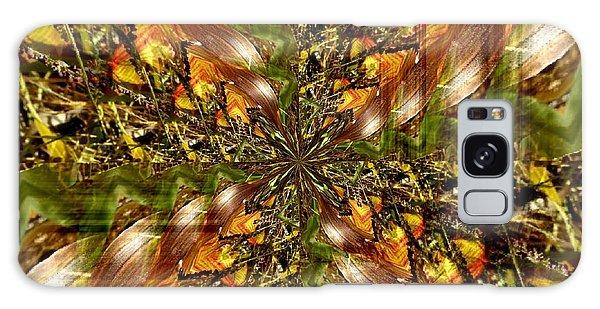 Abstract Cornfield 1 Galaxy Case