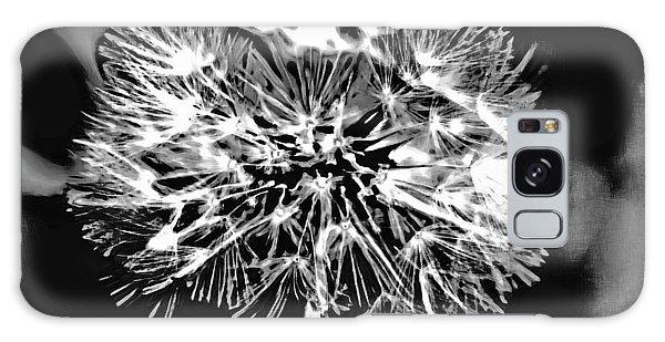 Abstract Dandelion Galaxy Case