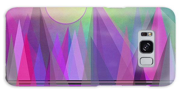 Abstract Elevation Galaxy Case by Kathleen Sartoris
