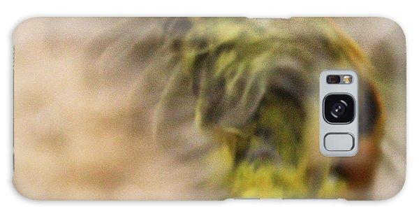 Song Bird Galaxy Case - Abstract Finch by Martin Newman